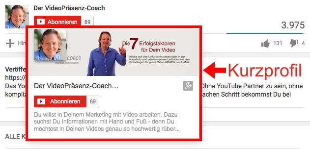 youtube-kanal-tipps-kurzprofil